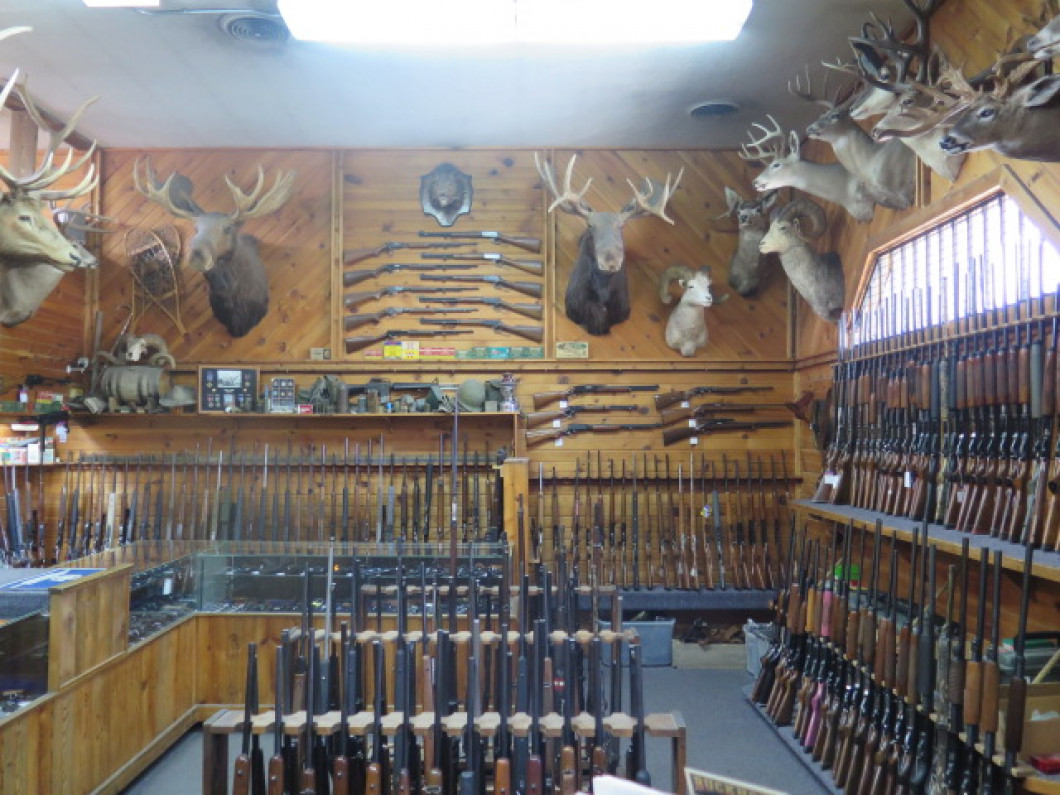 What to expect when you buy or sell used firearms at Buckhorn